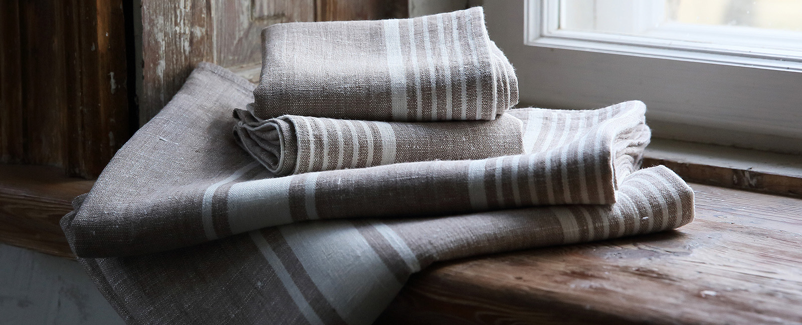 Linomeda – We are linen experts